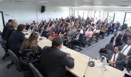 Subseção promove encontro de Comissões