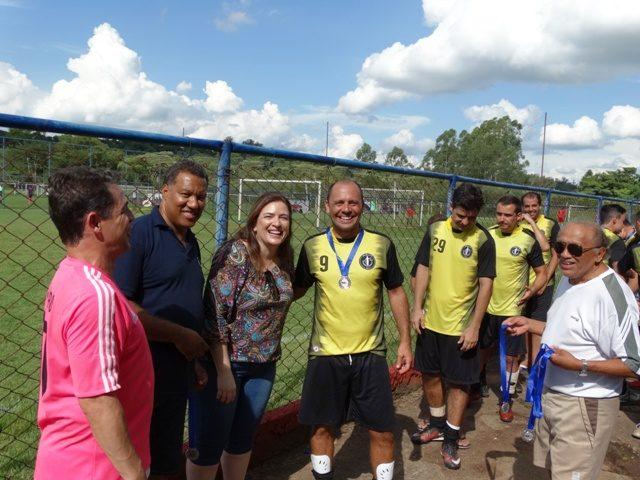 A final do VI Torneio de Futebol Society OAB Campinas foi realizada no  sábado 2a9fa54c4c068